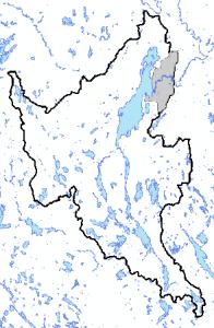 Shubenacadie Watershed Map