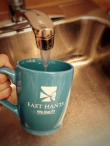 East Hants-Drinking Water-Mug