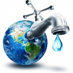 Water conservation- world tap