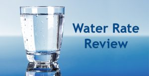 Water Rate Review