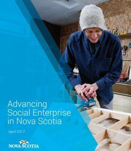 Advancing Social Enterprise in Nova Scotia