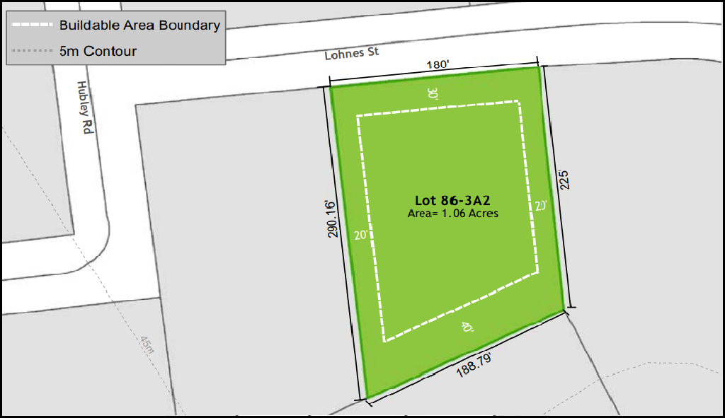 Lohnes Street Lot-86-3A2