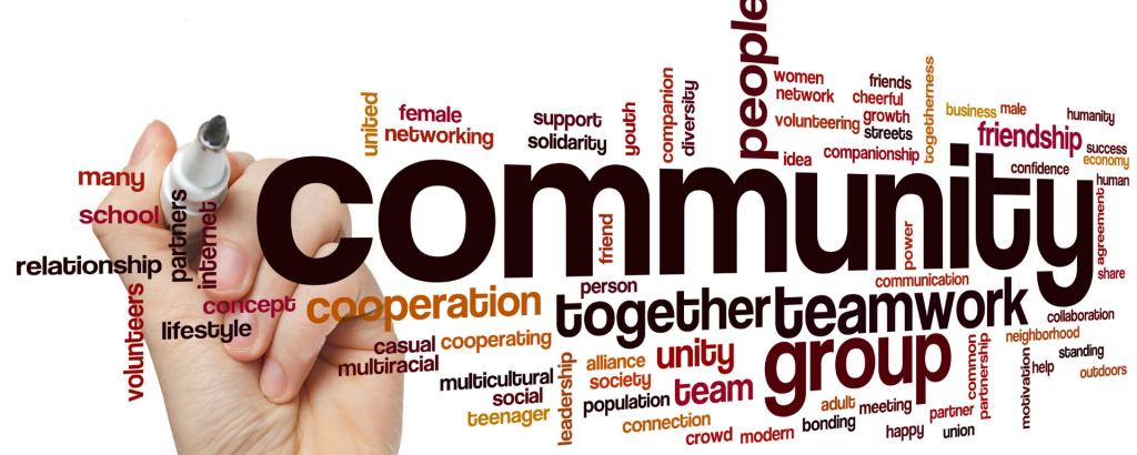 community development, volunteer
