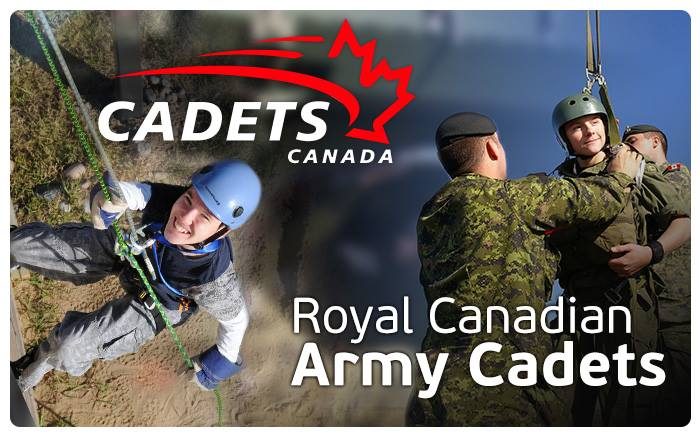 2937 Royal Canadian Army Cadets Open House